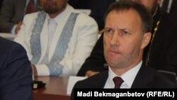 Андрей Кравченко, Қазақстан бас прокурорының орынбасары.