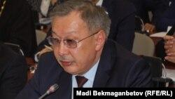 Рашид Жақыпов, ішкі істер министрінің орынбасары