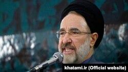 Мохаммад Хатами, Иранның бұрынғы президенті.