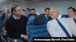 Alekandar Vučić u promotivnom spotu
