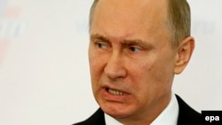 Володимир Путін. Москва, 19 березня 2015 року