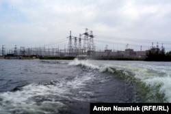 Пруд-охладитель Балаковской АЭС