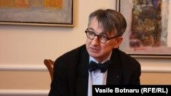 Horia Roman Patapievici. Chişinău, 17 ianuarie 2012