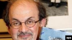 سلمان رشدی، نویسنده هندیتبار بریتانیایی