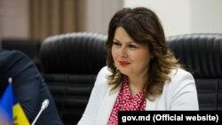 Cristina Lesnic, șefa Biroului de reintegrare