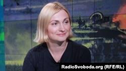 Депутатка Верховної Ради Євгенія Кравчук (фракція «Слуга народу»)