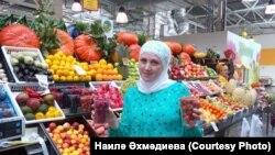 Наилә Әхмәдиева