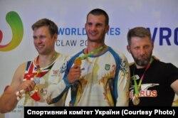 Антон Бондаренко – чемпіон Всесвітніх ігор