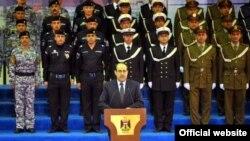 المالكي يلقي كلمة بمناسبة يوم العراق 31كانون