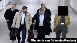 Hollandiyanın deportasiya etdiyi dörd Rusiya vətəndaşı