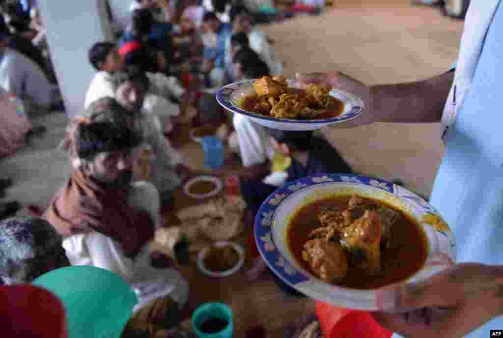 Рамадан в Исламабаде