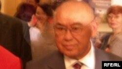 Академик Мұхтар Әлиев. Алматы, сәуір 2007 ж.