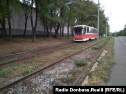 Трамвай номер 1, Донецк