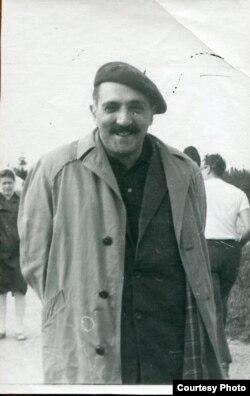 Александр Пятигорский. Тарту