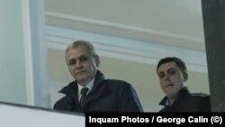 Liviu Dragnea, la Înalta Curte, adus la ședința de săptămâna trecută, unde s-a discutat solicitarea sa de ștergere a condamnării la închisoare