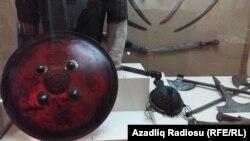Azərbaycan Tarix muzeyində eksponat