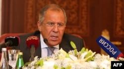 Голова МЗС Росії Сергій Лавров, Катар, 3 серпня 2015