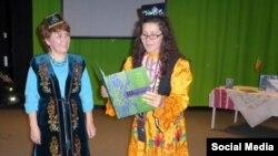 Гөлүзә Зыятдинова һәм Мәккә Адольфсон
