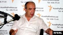 Tarixçi Eldar İsmayılov