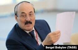 Former Daghestani leader Ramazan Abdulatipov