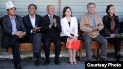 """""""Ата Мекен"""" партиясынын талапкерлери"""