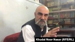 د سراج رییساني مشر ورور نواب اسلم رییساني د بلوچستان پخوانی اعلا وزیر دی