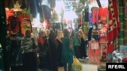 بازاری در عراق