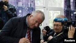 Lideri i partisë radikale, Vojisllav Sheshel.