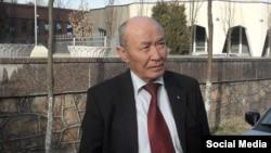 Народный поэт Узбекистана Абдулла Орипов, дядя трагически скончавшегося чиновника Абдувохида Орипова.