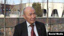 Ўзбекистон халқ шоири Абдулла Орипов