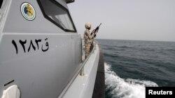 مرزبان عربستان سعودی در دریای سرخ