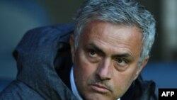 Главный тренер «Манчестер Юнайтед» Жозе Моуринью (архив)