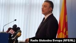 Macedonia - SDSM leader Branko Crvenkovski, 09Jan2013
