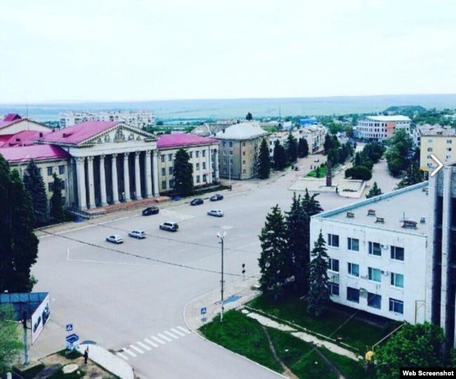 Центр Краснодона