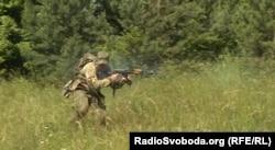 Тактичні навчання українських солдатів на Яворівському полігоні за участю канадських інструкторів