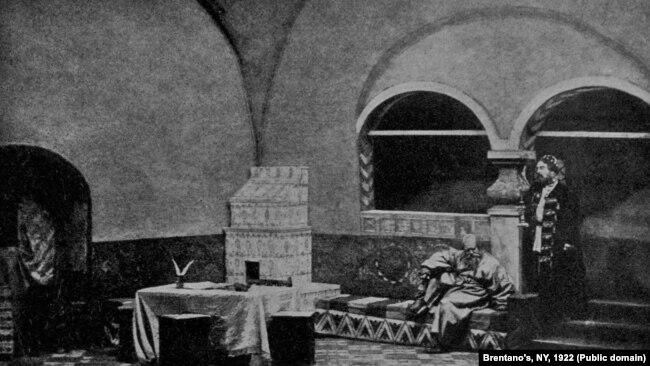 «Царь Фёдор Иоаннович» постановка по пьесе А. К. Толстого
