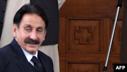Pakistani Supreme Court Chief Justice Iftikhar Muhammad Chaudhry (file photo)