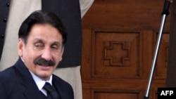 مشر قاضي افتخار محمد چودري