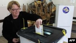 Detalj sa lokalnih izbora na Kosovu, ilustrativna fotografija