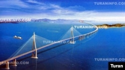 Новый символ столицы Азербайджана, который будет символизировать морские двери Баку