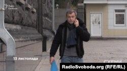 Бізнесмена Леоніда Крючкова на Банковій знімальна група помітила двічі за місяць