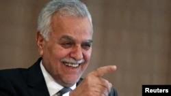 Iraq's fugitive Vice President Tariq al-Hashimi
