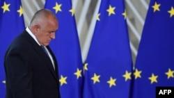 Kryeministri i Bullgarisë, Boyko Borissov.
