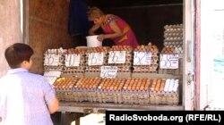 Ціни на Макіївському ринку