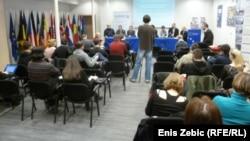 Predstavljanje kandidata za Europski parlament, Zagreb, 9. travanj 2013.