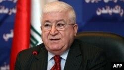 رئيس الجمهورية فؤاد معصوم