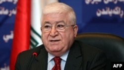 Fuad Masum has been approved as Iraq's new president.