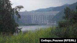 Саяно-Шушенская ГЭС сегодня