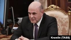 Россиянинг янги бош вазири Михаил Мишустин.