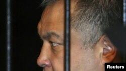 Former Kyrgyz Defense Minister Baktybek Kalyev